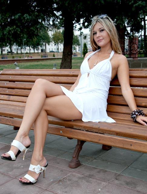 Single russische Frau Lesya sucht Mann